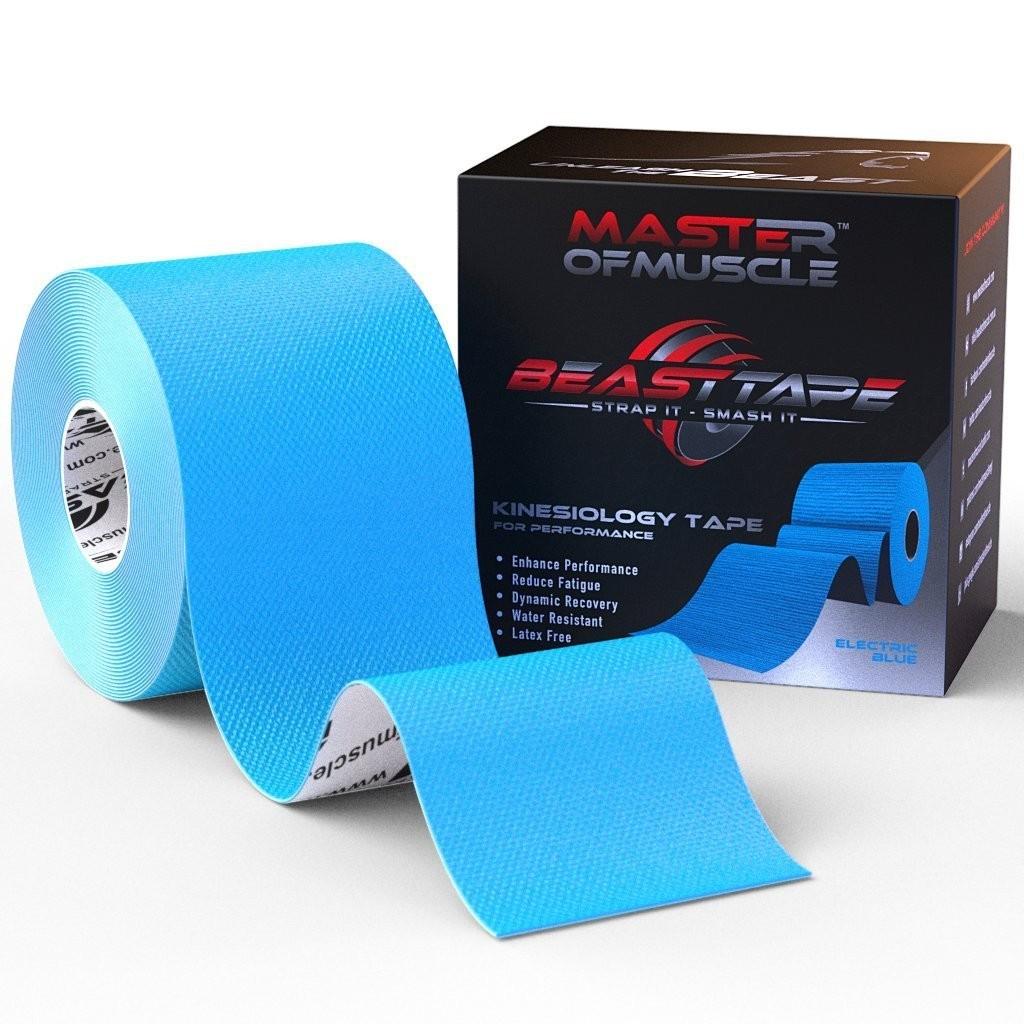 Beast Tape Kinesiology Tape Train Harder Amp Prevent Injury