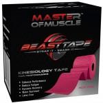 Pink beast tape kinesiology tape