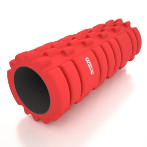 Hollow core foam roller