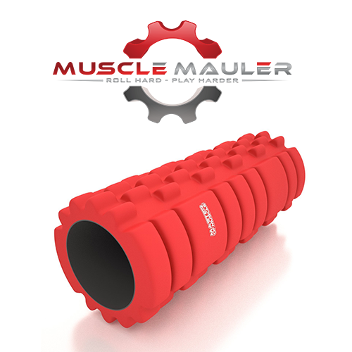 Master Of Muscle Foam Roller UK